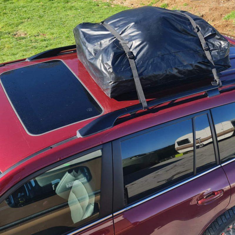 car roof top cargo bag