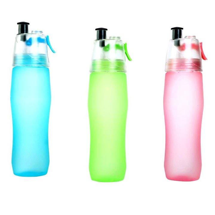 mist drink bottle refreshing