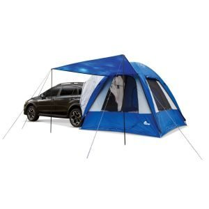 Sports dome to go napier vehicle tent