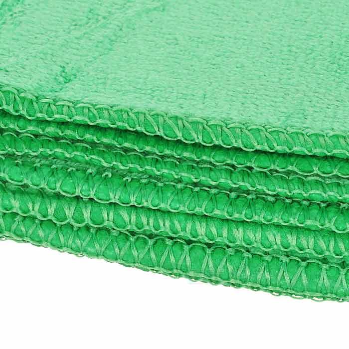 Microfibre Swim Towel Green3